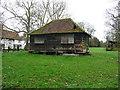 TL2926 : Granary, College Farm, Walkern by Humphrey Bolton