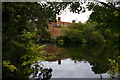 TM0733 : Flatford Mill across the river Stour by Christopher Hilton