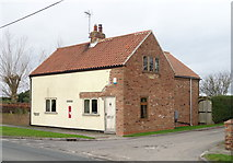 TA1730 : Cottage on Staithes Road, West End by JThomas