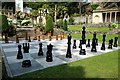SH5837 : Giant Chess Board at Portmeirion by Jeff Buck
