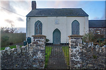 ST2112 : Churchinford : Chapel by Lewis Clarke