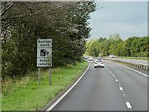 NS3727 : Northbound A77 by David Dixon