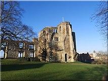 SK7954 : Newark Castle by Stephen Ostler