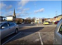 SO9198 : Carpark Scene by Gordon Griffiths