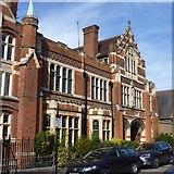 TQ1780 : Ealing buildings [26] by Michael Dibb