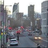 TQ3179 : Waterloo Road looking southwards by Robert Eva