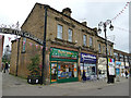 SE2627 : Shops on Queen Street, Morley by Stephen Craven