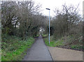 TA1132 : Trans Pennine Trail, Hull by JThomas