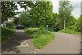 ST6075 : Footpaths near Ashley Down by Derek Harper