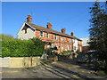 TQ5893 : Kavanaghs Terrace, Brentwood by Malc McDonald