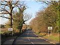 TL5800 : Ongar Road, Stondon Massey by Malc McDonald
