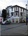 SS7597 : Hays Travel shop, 57 Wind Street, Neath by Jaggery