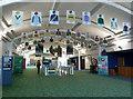 SO9524 : Cheltenham Racecourse - hall of fame by Chris Allen