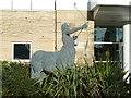 SO9524 : Cheltenham Racecourse - Centaur by Chris Allen