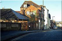 SU1484 : Former Milton Club, Milton Road, Swindon by Robin Webster