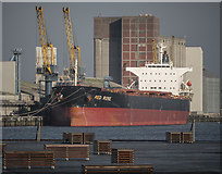 J3576 : The 'Red Rose' at Belfast by Rossographer