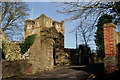 SU9949 : Guildford Castle by Peter Trimming