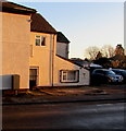 ST3390 : Royal Mail drop box, Broadwalk, Caerleon by Jaggery
