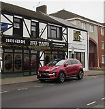 SS7597 : Nu Tatu, Windsor Road, Neath by Jaggery