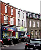 SS7597 : William Hill, 24 Windsor Road, Neath by Jaggery