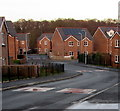 ST3391 : Tadia Way speed bumps, Caerleon by Jaggery