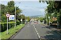 NS4174 : A814, Glasgow Road, Dumbarton by David Dixon