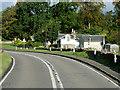 NS3279 : Cardross Road, Lyleston West Lodge by David Dixon