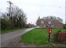 TA3719 : Church Road, Skeffling by JThomas