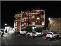 TA2609 : The Yarborough Hotel, Grimsby by John Lucas