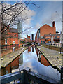 SJ8397 : Rochdale Canal, Lock number 92 (The Duke's Lock) by David Dixon