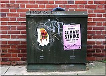 TG2309 : Street furniture in Magdalen Close by Evelyn Simak