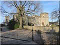 SE2684 : Snape Castle by Russel Wills