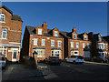 SK5236 : Dovecote Villas, Dovecote Lane, Beeston by Stephen Craven