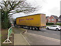 ST3091 : Jack Richards & Son articulated lorry, Malpas Road, Newport by Jaggery
