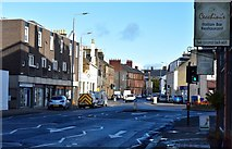 NS3321 : Fort Street, Ayr, South Ayrshire by Mark S