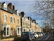 TA0339 : St Giles Croft, Beverley by Paul Harrop
