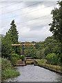 SJ9051 : Norton Green Lift Bridge, Stoke-on-Trent by Roger  Kidd