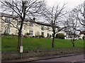 NZ4061 : Hill Crest & The Rectory, Front Street, Whitburn by Andrew Curtis