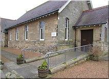 NO4900 : East Neuk Trinity Parish Church Hall by Bill Kasman