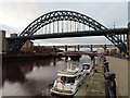 NZ2563 : The Tyne Bridge over the River Tyne by Steve Daniels