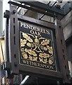 TQ3081 : Penderel's Oak, by Ian S