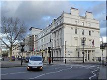 TQ2879 : Royal Norwegian Embassy by Robin Webster