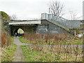 SE1719 : Double bridge, Dalton Bank Road by Stephen Craven