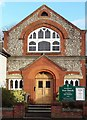 TQ2116 : Evangelical Free Church - Henfield, Sussex by Ian Cunliffe