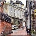 TQ5838 : Chapel Place, Tunbridge Wells, Kent by Ian Cunliffe