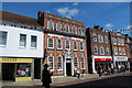 SU8604 : Halifax Bank, Chichester by Barry Shimmon
