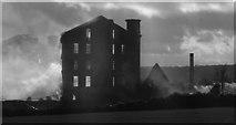 SE1533 : Drummond Mill fire by habiloid