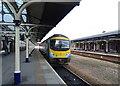 SE6132 : Platform 1, Selby Railway Station by JThomas