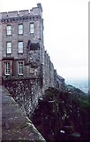 NS7894 : King's Old Building, Stirling Castle by Richard Sutcliffe
