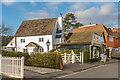TQ2254 : Hernbrook Cottage by Ian Capper